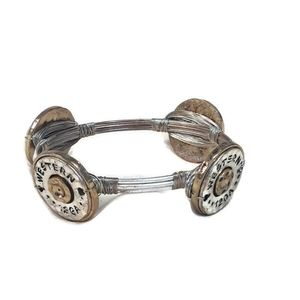 Jewelry - 🛍5 for $25🛍Handcrafted Western Bangle Bracelet